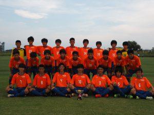 U-15 第36回 武田の里にらさきサッカーフェスティバル