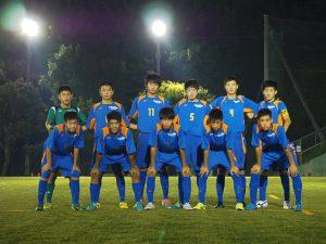 U-15 Tリーグ2016 全都リーグ第13節