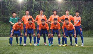 U-15 高円宮杯第28回全日本ユースサッカーU15選手権