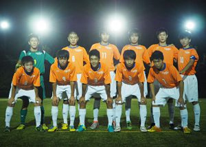 U-15 高円宮杯 第28回 全日本ユースサッカーU15選手権